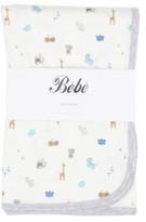 Bebe by Minihaha Boys Ashton Bunny Rug (OS)