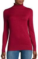 Context Plus Long-Sleeve Turtleneck Sweater
