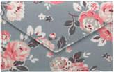 Cath Kidston Wells Rose Envelope Z fold Wallet