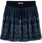 Scotch & Soda Printed Voile Skirt