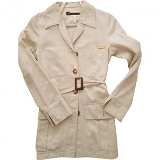 Sonia Rykiel Beige Cotton Jacket for Women Vintage