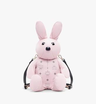 MCM Zoo Rabbit Backpack in Visetos