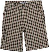 Appaman Board Shorts (Toddler/Kid) - Windowpane-2T