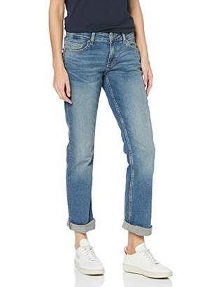 Mustang Women's Sissy Straight Jeans,27W x 34L