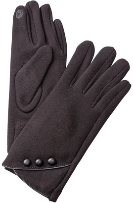 Gregory Ladner GGVQ008M Ponte Three Button Gloves