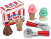 Melissa & Doug Kids Ice Cream Play Set