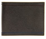 Salvatore Ferragamo Men's Frisco Leather Wallet - Brown