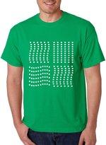 Allntrends Men's T Shirt The Four Elements 5th Element Cool T Shirt (M, )