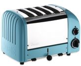Dualit 4-Slice NewGen Classic Toaster in Light Blue