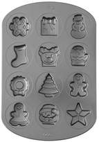 Wilton 12-Cavity Holiday Cookie Pan
