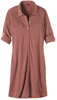 Prana Women's Besha Button Down Shirt Dress