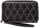 Hobo Devin Studded Leather Wristlet