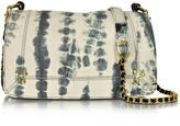 Jerome Dreyfuss Bobi Tie & Dye Leather Shoulder Bag