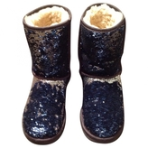 UGG Fur-Lined Boots