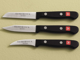 Wusthof 3-pc. Gourmet Paring Knife Set