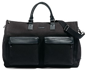 Hook and Albert Twill Garment Weekender Bag
