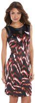 Jax Illusion Sheath Dress - Women's