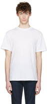 Alexander Wang White High Neck T-shirt