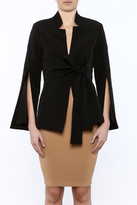 Gracia Black Trendy Blazer