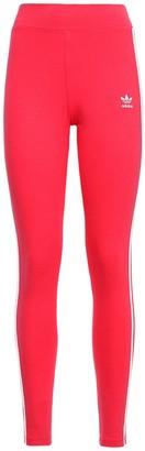 adidas 3 Stripes Tight Cotton Leggings