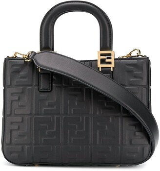 Fendi small FF tote bag