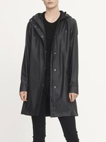 Samsoe & Samsoe Samsoesamsoe SamsoeSamsoe - Stala Raincoat Total Eclipse - XS