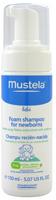 Mustela Foam Shampoo For Newborns 5.07oz