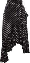 Zimmermann Rife Flounce Skirt