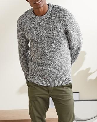 Express Upwest Cozy Crewneck Sweater