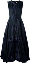 Roksanda flared embroidered dress