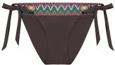 BOHO Taupe Bikini Bottom