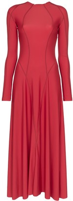 Gmbh Elif jersey midi dress
