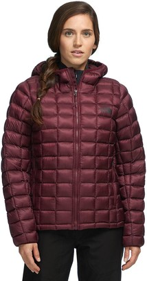 The North Face Thermoball Super Hooded Insulated Jacket - Women's