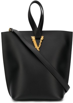 Versace Virtus tote bag