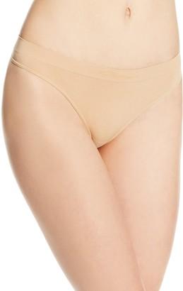 Capezio Women's Seamless Low-Rise Thong