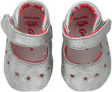 Cath Kidston Kensington Rose Baby Ballet Pram Shoes