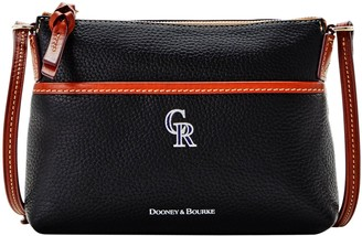 Dooney & Bourke MLB Rockies Ginger Crossbody