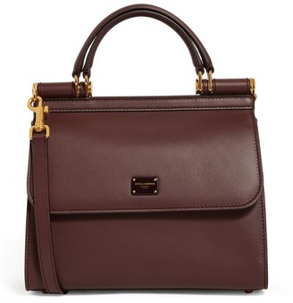 Dolce & Gabbana Medium Sicily Top-Handle Bag
