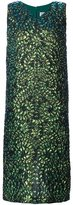 Maison Margiela lizard print dress - women - Silk/Nylon/Polyester/Acetate - 42