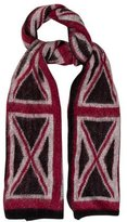 The Kooples Patterned Knit Scarf