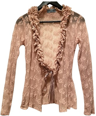 Alannah Hill Pink Lace Top for Women