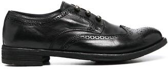 Officine Creative Lexikon leather brogues