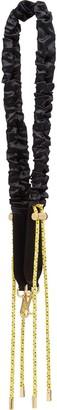 Fendi Rope-Detail Toggle-Fastening Bag Strap
