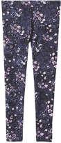 Joe Fresh Kid Girls' Print Legging, JF Midnight Blue (Size S)