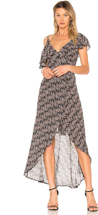 Karina Grimaldi Paulette Maxi Dress