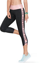 PINK Cotton Crop Legging