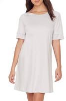 Hanro Lamia Cotton Knit Sleep Shirt