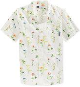 Lrg Men's Short-Sleeve Grown Not Made Shirt