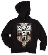 Marcelo Burlon County of Milan Toddler's, Little Boy's & Boy's Animal Graphic Print Hoodie