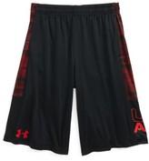 Under Armour Boy's Stunt Heatgear Shorts